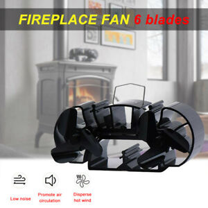 3.9 Inches Height Mini Twin Motors Stove Fan Suitable for Super Small Space