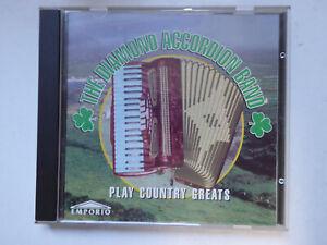 THE DIAMOND ACCORDEON BAND <>  Play Country Greats  <> VG+ (CD)
