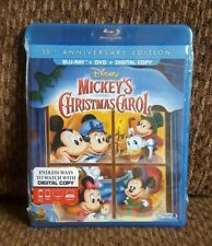 30th ann disney mickeys christmas carol blu ray dvd digital - Mickeys Christmas Carol Blu Ray