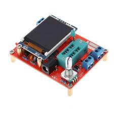 GM328 Transistor Tester Diode Kappe ESR Volt Freq Meter PWM Signal Generator NEU