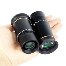 "1.25"" 6mm+9mm Ultra Wide Angle Eyepiece Set Fully Multi-Coated for Telescope Hot"