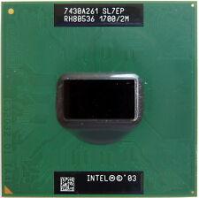 CPU Mobile Intel Pentium 735 1.70 GHz SL7EP M735 1.70/2M/400 400MHz processore