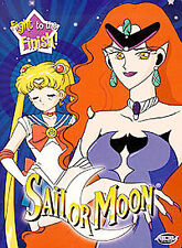 Sailor Moon DVD Vol.7:Fight to the Finish(DVD,2002)Brand New,Sealed V.7