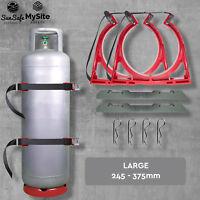 Gas Bottle Holder Large BOTTLECHOCK Australian Made Cylinder Bracket G G2 S SE R
