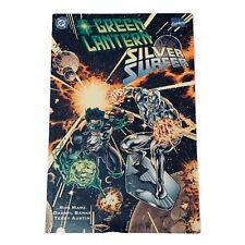 Green Lantern Silver Surfer: Unholy Alliances TPB 1995 DC Marvel Comics