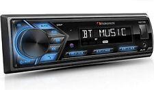 Nakamichi NQ711B Bluetooth Car Digital Media MP3 Player Stereo Receiver