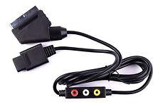 Hellfire Trading RGB AV HD TV SCART CABLE LEAD FOR NINTENDO GAMECUBE GC NGC NEW