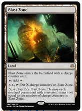 Blast Zone x4 - War of the Spark - MTG - MINT