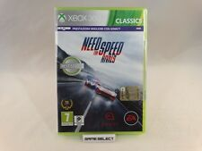 NEED FOR SPEED RIVALS MICROSOFT XBOX 360 PAL EU EUR ITA ITALIANO NUOVO SIGILLATO