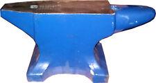 Incudine in ghisa con base e piano per fabbro Kg.20