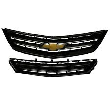 OEM GM 2014-2018 Chevrolet Impala Factory Black Grille Grill with Bowtie Logo