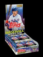 2020 Topps Series 1 | 1 Hobby Box | 30 Seats | 1 Random Team #sendallthecards