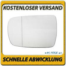 Spiegelglas für KIA CARNIVAL III 2008-2014 links Fahrerseite asphärisch