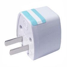 EU UK AU nach US USA AC Travel Power Plug Adapter Outlet Konverter Worldwide