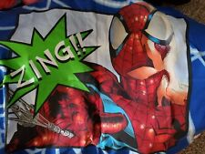 SPIDER-MAN bundle Twin Sheet 3 piece set, doll, matt and towel