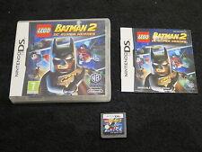 DS : LEGO BATMAN 2 DC SUPER HEROES - Completo, ITA ! Compatibile con 2DS e 3DS