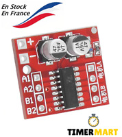 MX1508 DC Motor Module contrôleur pour 2 moteurs DC module Arduino TimerMart