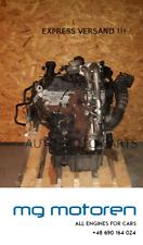 MOTOR ENGINE VW TRANSPORTER T5 T6 2.0 BI TDI 132 kW 180 CFC CFCA ANBAUTEILE TOP