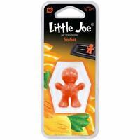 3D Little Joe Car Air Freshner Vent Clip Scents Freshener Home Office Fun SORBET