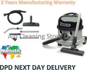 Numatic 2021 VNR200-11 620w Grey Nuvac Commercial Quality Vacuum Cleaner NA1 New
