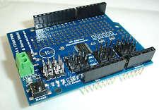 16-Channel 12-bit PWM/Servo Arduino Shield PCA9685