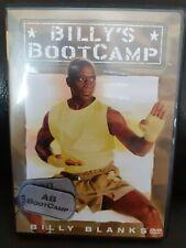 DVD - Billy's BootCamp - Billy Blanks - AB BootCamp - nr. 383.