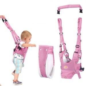 Baby Walker Assistant Backpack for Learning Toddler Children Safety Belt Harness