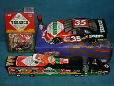 NASCAR TABASCO no.35 TODD BODINE 1998 PONTIAC 2-1:64 & 1-1:24 SCALE CARS & TRUCK