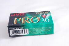 JVC Compact VHS Pro 90min - New 5110028