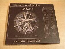 SPECIAL LIMITED 2-CD / SOULWORK - FIGURE NUMBER FIVE