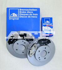 ATE Bremsen Bremsscheiben und Bremsbeläge VW Passat 3C5/3C5 Benzin/Diesel Hinten