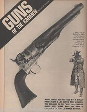 Guns Of The Bad Men - Unusual And Hard To Find + Genealogy