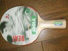 BNIP Joola Beat Table Tennis Bat Paddle  Ideal For Beginners