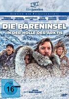 Die Bäreninsel in der Hölle der Arktis - mit Donald Sutherland - Filmjuwelen DVD
