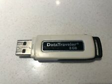 Kingston DataTraveler 8GB Used USB Drive