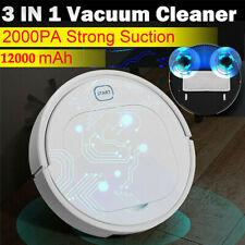 3-in-1 Automatic Charging Intelligent Sweeping Robot Vacuum Cleaner Dry/Wet