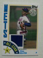 2019 Topps Series 2 1984 Relic ASR-TS Tom Seaver New York Mets
