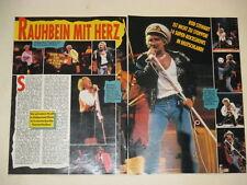 Rod Stewart Mariah Carey Paula Abdul Erika Norberg Pebbles clippings Germany