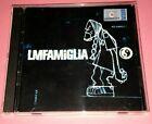 HK LMF (LAZYMUTHAFUCKA): LMFAMIGLIA (2001 Malaysia Press)   EP+VCD