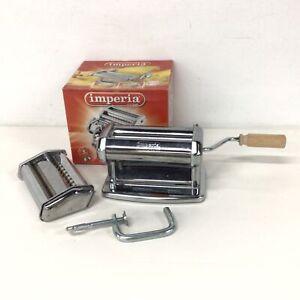 Imperia I Pasta Machine Original Box #403