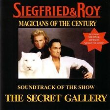 Siegfried & Roy Secret gallery (2001, incl. Michael Jackson's 'Mind is th.. [CD]