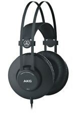 AKG K52 Closed-Back Headphones For Recording Studio, Live Mixing & Rehearsal