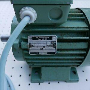 VEB Elektromotor 380 V (3 Phasen)