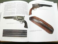 """WHITNEY NAVY REVOLVER"" UNION CONFEDERATE US CIVIL WAR PISTOL GUN REFERENCE BOOK"