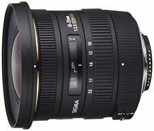Sigma 10-20 F3 5 DC EX HSM Nikon garanti 3 ans