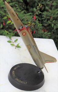 TRES RARE maquette d'étude et d'exposition Aubervilliers Avions Marcel Dassault