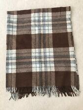 Beautiful Onehunga Woolen Mills Auckland New Zealand Wool Blanket