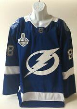 Andrei Vasilevskiy # 88 Tampa Bay Lightning Nhl Hockey Jersey Size / Xl