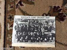 k2-5  ephemera 1966 picture 1st westgate cub scouts gilwell park