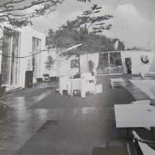 Vintage & Mid Century Decks and Patios Home Design Decor Planning Book